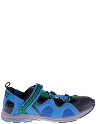 Детские кроссовки для мальчиков NATURINO Hiroshi_blue