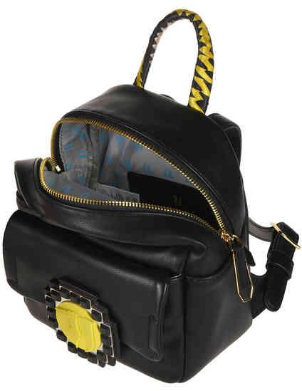 f48e2531ba28 Рюкзак Trussardi Jeans 75B00230-K299_black_105972 (Черный) в ...