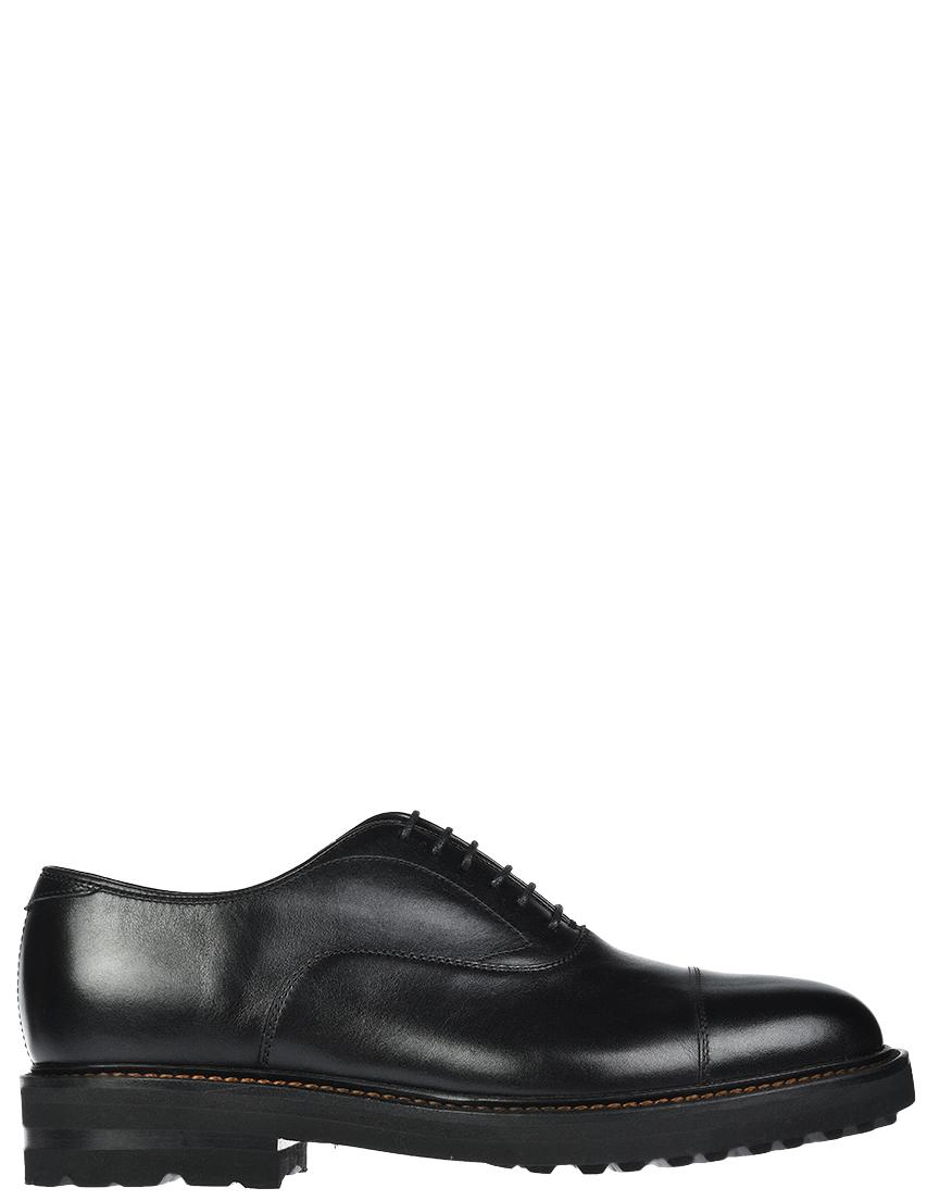 Мужские оксфорды Henderson Baracco S58304_black