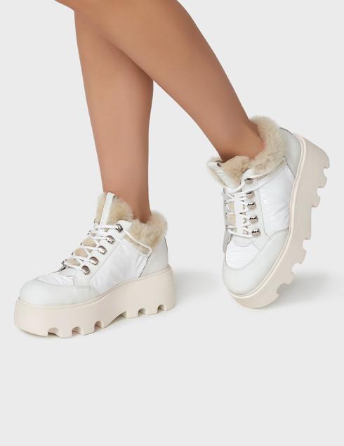 белые Ботинки Loriblu 2IMTM17900