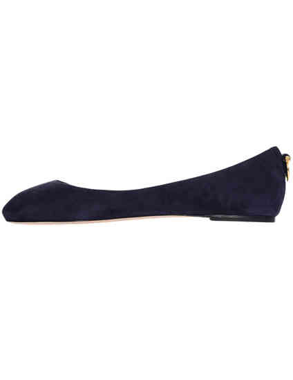 синие женские Балетки Ines de la Fressange 52003_temno_siniu 2475 грн