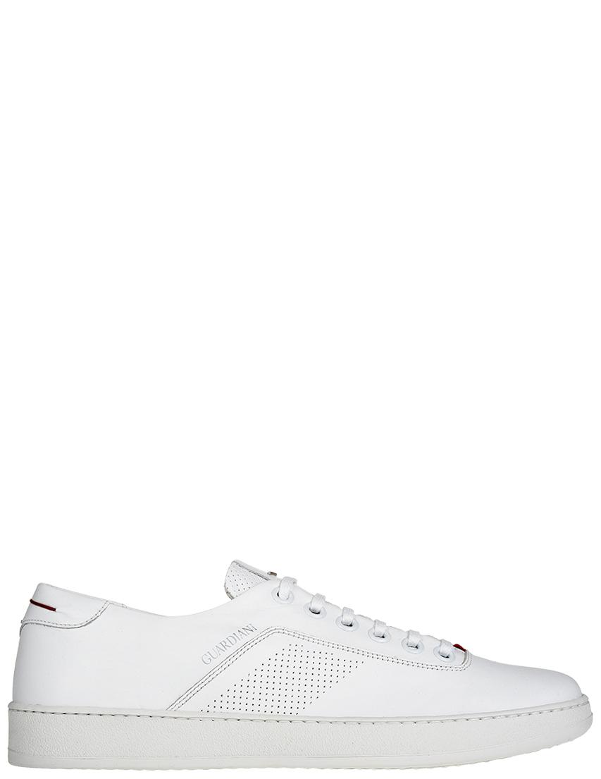 Мужские кроссовки Alberto Guardiani 76422_white
