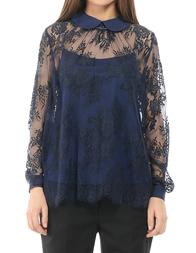 Женская блуза TWIN-SET K2A4DDBLACKOUT