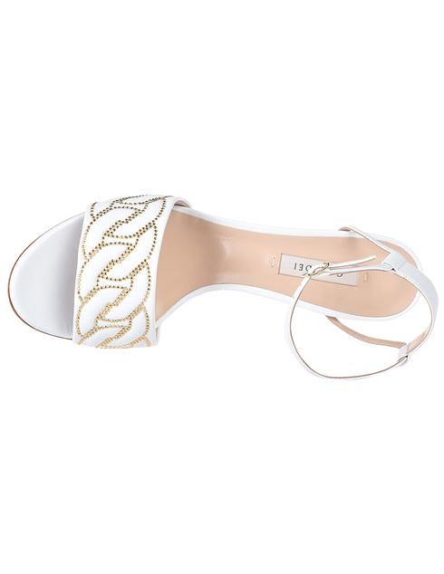 белые Босоножки Casadei AGR-594-white размер - 38.5; 39.5