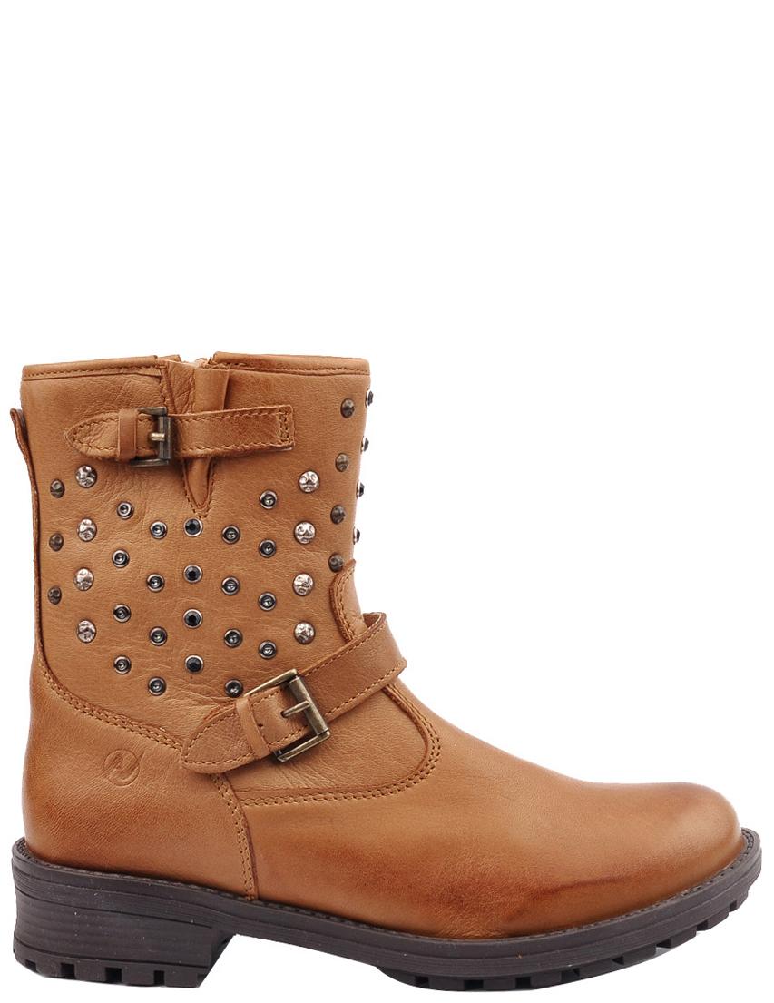 Детские ботинки для девочек NATURINO 2236-red