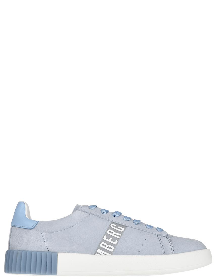 Женские кеды Bikkembergs 102006_blue
