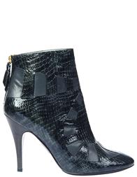 Женские ботинки POLLINI 2101_gray