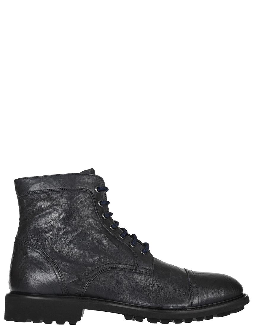 Купить Ботинки, ROBERTO ROSSI, Синий, Осень-Зима