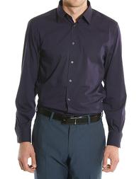 Мужская рубашка VERSACE COLLECTION VER26-violet