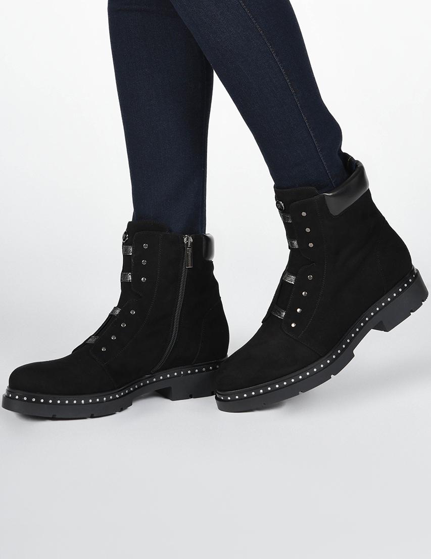 Женские ботинки Ilasio Renzoni 4126-black