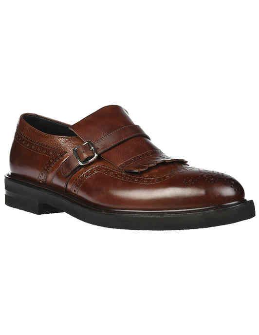 мужские коричневые Туфли Henderson Baracco S58400_bXown - фото-2