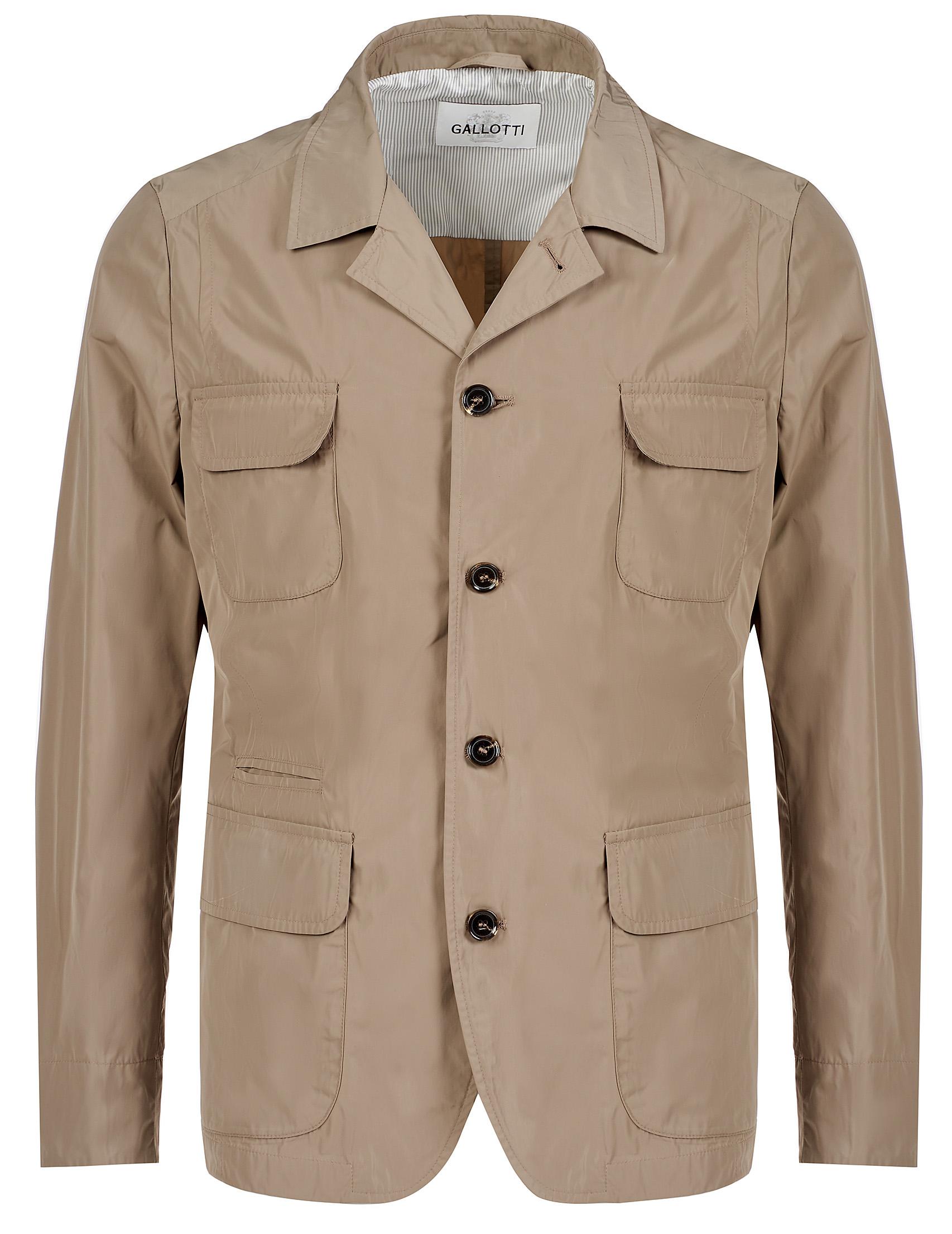 Купить Куртки, Куртка, GALLOTTI, Бежевый, 100%Полиэстер, Осень-Зима