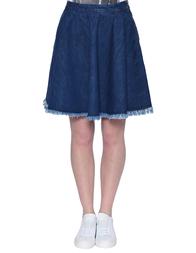 Женская юбка TRUSSARDI JEANS 56G-58-49_blue