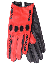 Женские перчатки PAROLA 128-blackR