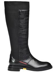 Женские сапоги ICEBERG 824-cocco_black