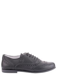 Детские туфли для девочек NATURINO 4568-black