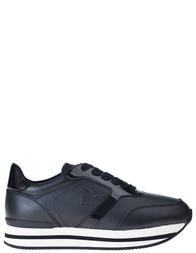 Женские кроссовки Trussardi Jeans 79044_black