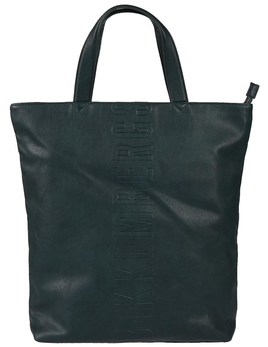 Купить Женские сумки, Сумка, BIKKEMBERGS, Зеленый, Весна-Лето