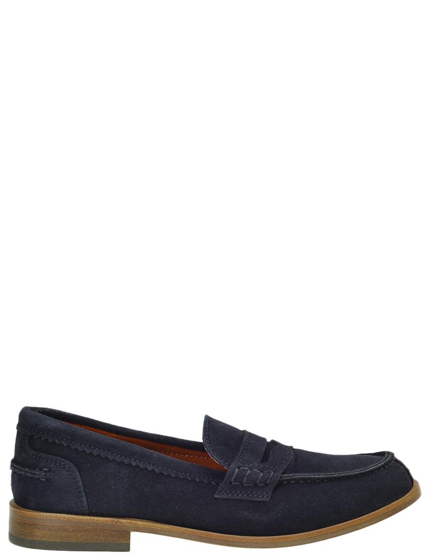 Детские туфли для мальчиков GALLUCCI 1212navy_blue