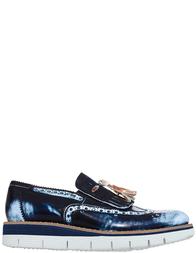 Женские лоферы Guja 3363_blue