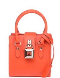 Женская сумка PATRIZIA PEPE 6227_coral