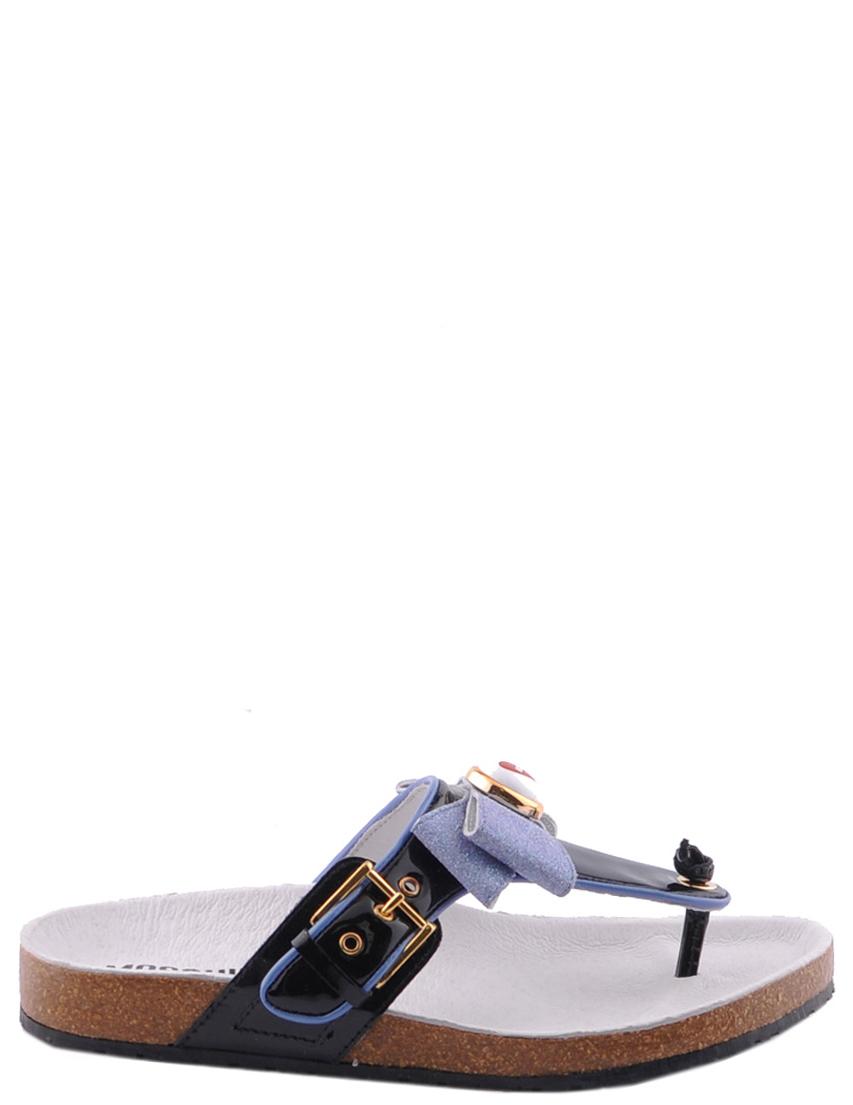 Детские пантолеты для девочек MOSCHINO 25300black