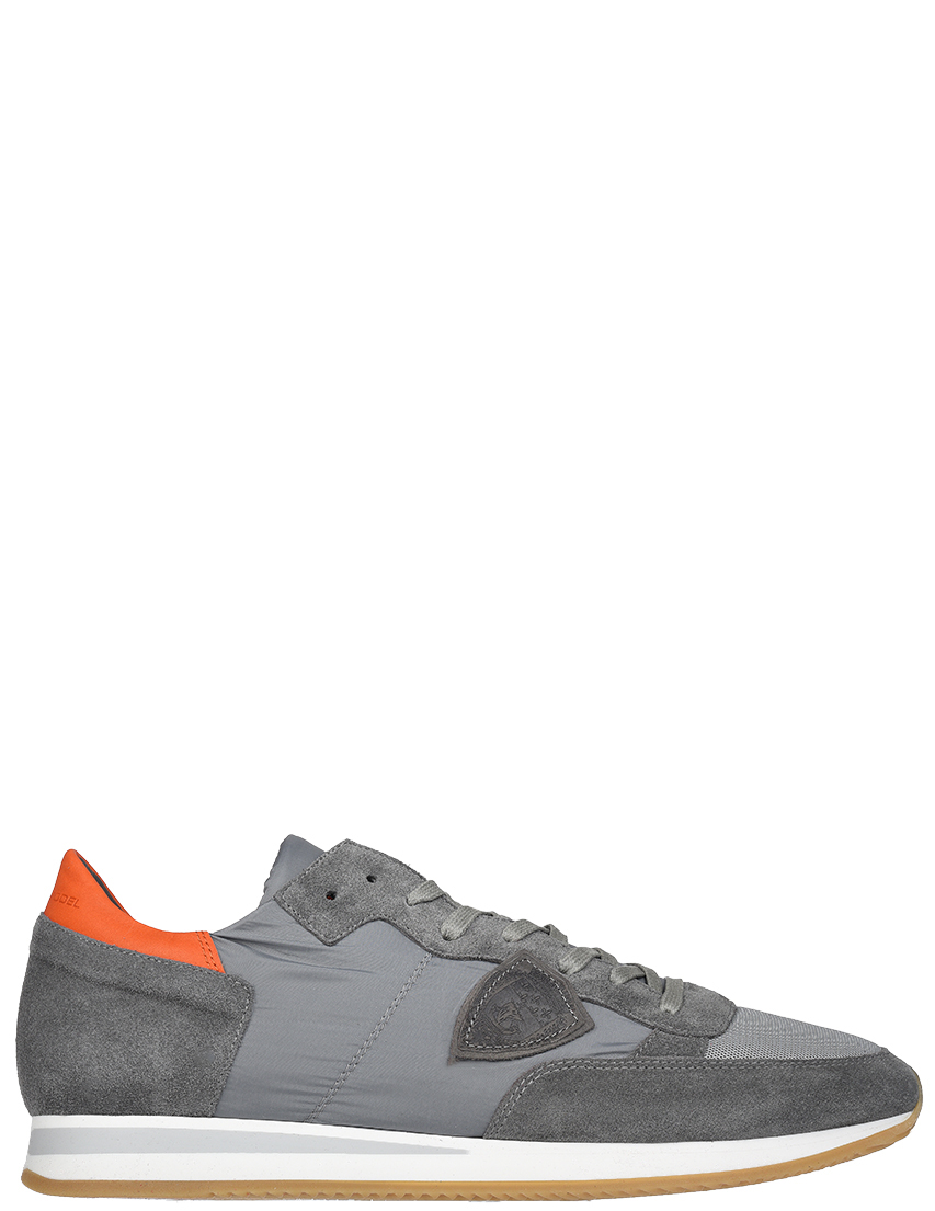 Мужские кроссовки Philippe Model STRLU-W043_gray