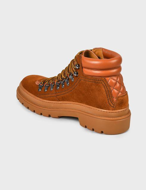 коричневые Ботинки Fabi FU0346B-824 размер - 41; 42; 43; 44