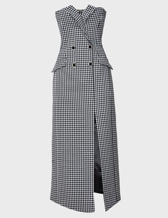 DAVID KOMA платье