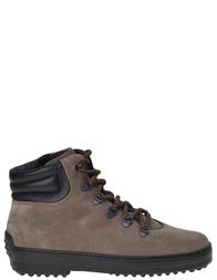 Детские ботинки для мальчиков TOD'S К2781_brown