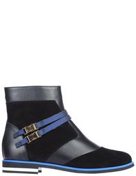 Женские ботинки GRIFF ITALIA 1-042_black
