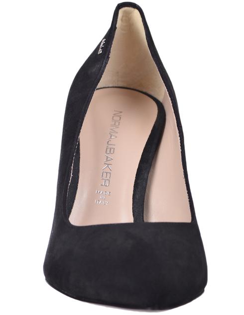 черные женские Туфли Norma J.Baker 9512-ALBA 5399 грн