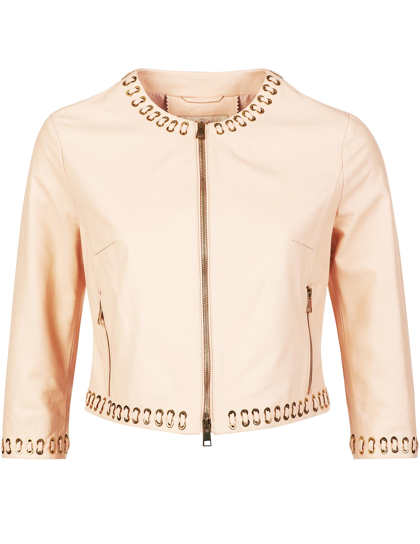 Купить Куртки, Куртка, GALLOTTI, Розовый, 100%Полиэстер, Осень-Зима