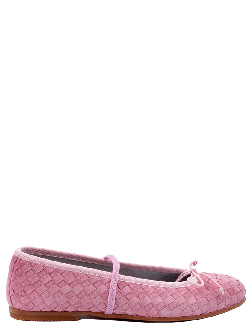 Детские туфли для девочек GALLUCCI 1919-rose