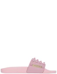 Женские шлепанцы Menghi 2002_pink