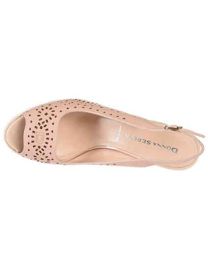 розовые Босоножки Donna Serena 7357_pink размер - 37.5; 38.5; 39.5