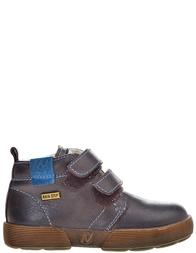 Детские ботинки для мальчиков Naturino Prado-tmoro-avio_brownM