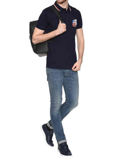 Trussardi Jeans 52T00097-U290-blue