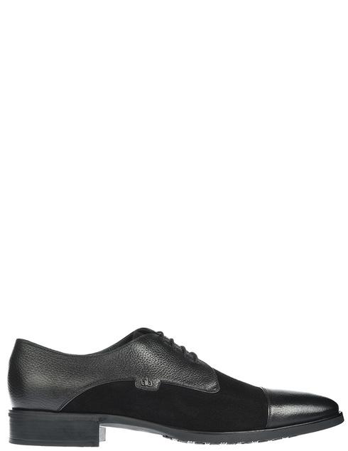 мужские черные Туфли Aldo Brue AB485BP-CMTU - фото-2