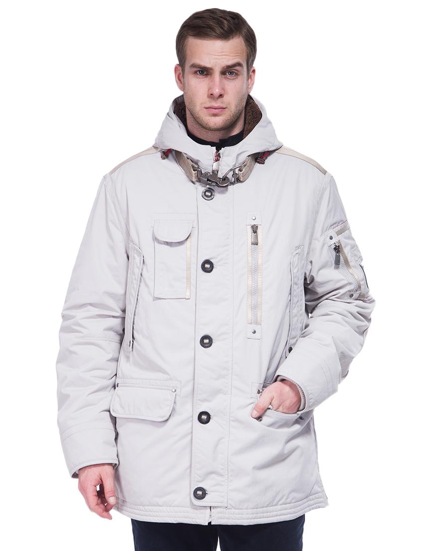 Купить Куртка, MILESTONE, Серый, 92%Полиамид 8%Другие волокна, Осень-Зима