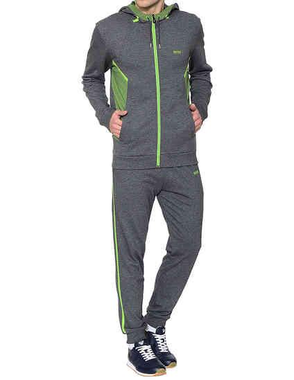 c5e5c7b5e357 Спортивный костюм Hugo Boss 5037245612-031 gray 86483 (Серый) в ...