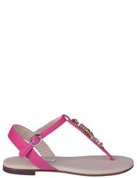 Босоножки для девочек DOLCE & GABBANA D10135_pink
