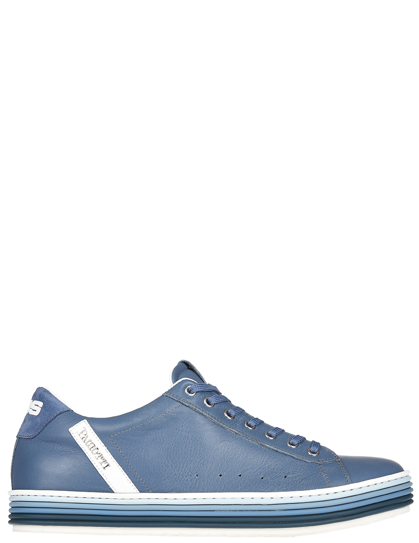 Мужские кеды 4US Cesare Paciotti FU1SZ_blue