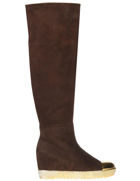 коричневые Ботфорты Loriblu 8472_brown размер - 36; 37