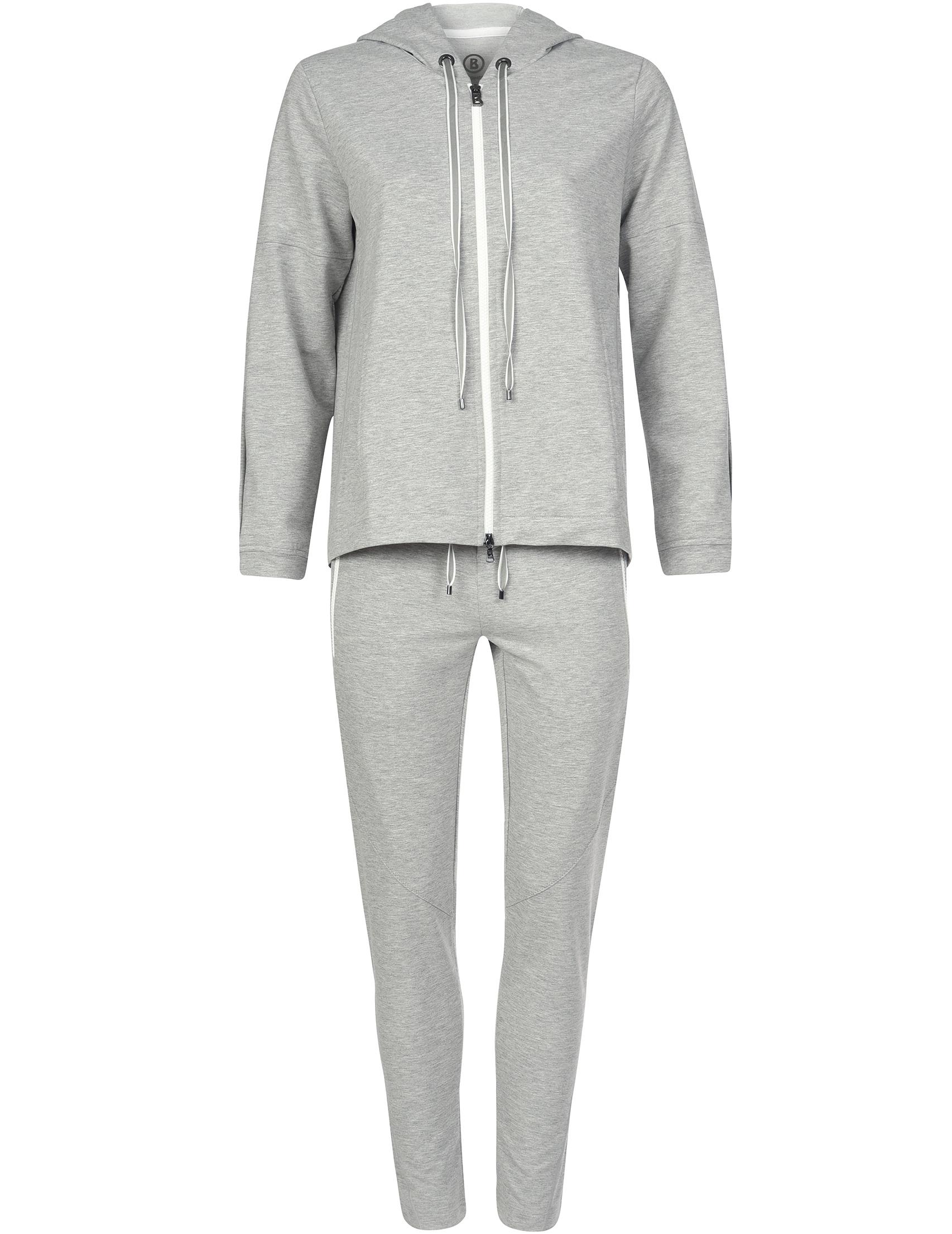 Купить Спортивный костюм, BOGNER, Серый, 73%Полиэстер 22%Хлопок 5%Эластан, Осень-Зима