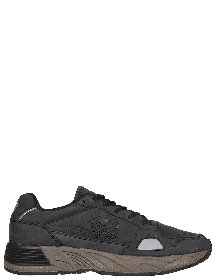 Мужские кроссовки Emporio Armani 245-NB-grafit_gray