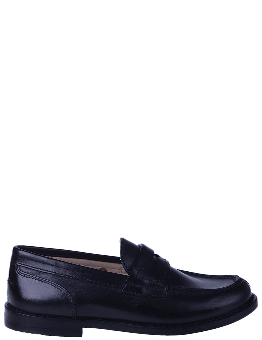 Детские туфли для мальчиков DOLCE  GABBANA DA0099_black