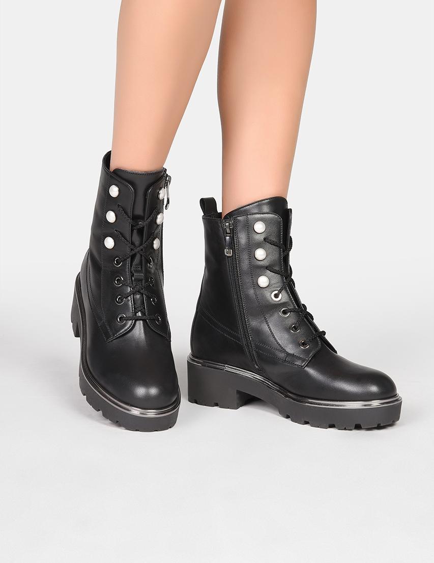 Женские ботинки Giovanni Fabiani 5013-black