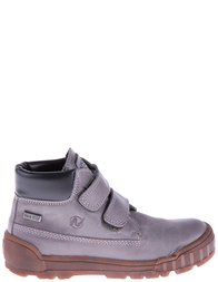 Детские ботинки для мальчиков NATURINO Baker-grigio_gray