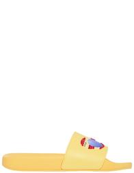 Женские шлепанцы Menghi 2016_yellow